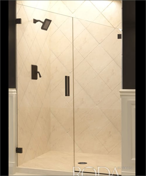 Door Panel Shower Door
